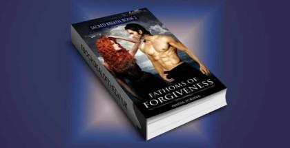 "aranormal fantasy romance ebook ""Fathoms of Forgiveness"" by Nadia Scrieva"