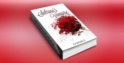 "urban fantasy romance ebook ""Sabrina's Vampire"" by A K Michaels"