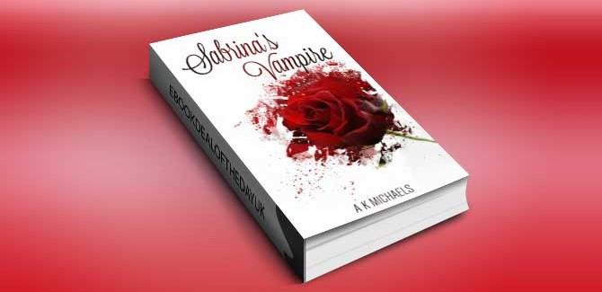urban fantasy romance ebook Sabrina's Vampire by A K Michaels