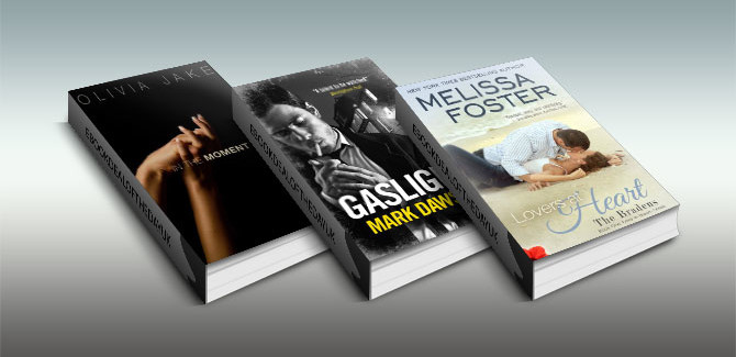 Free Three Kindle Books this Friday!