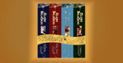 """historical medieval Scottish romance """"The Jewels of Kinfairlie Boxed Set"""" by Claire Delacroix"""