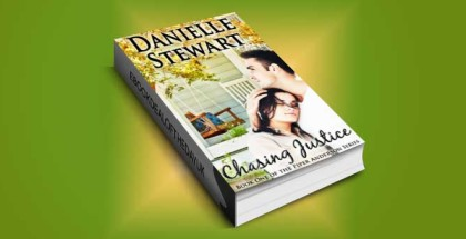 """romance ebook """"Chasing Justice (Book 1) (Piper Anderson Series)"""" by Danielle Stewart"""