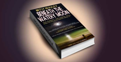 "horror romance ebook ""BENEATH THE WATERY MOON"" by BETSY REAVLEY"