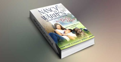 "romantic comedy ebook ""Kiss a Girl in the Rain (Take a Chance)"" by Nancy Warren"