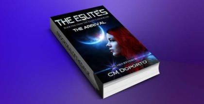 "ya scifi/dystopian ebook ""The Eslites: The Arrival"" by CM Doporto"