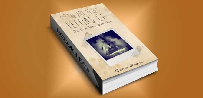 contemporary newadult romance The Art of Letting Go by Anna Bloom