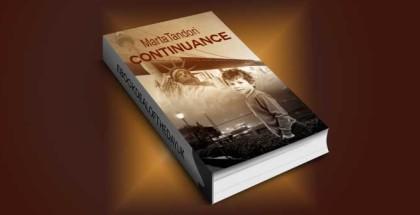 "historical romance, mystery ebook ""Continuance"" by Marta Tandori"