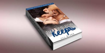 "contemporary medical romance ebook ""This Time for Keeps (Doctors of Rittenhouse Square)"" by Jill Blake"