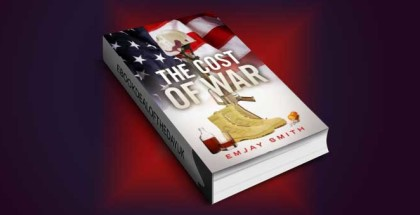 lit contemporary fiction for kindle UK The Cost Of War by Emjay Smith