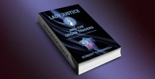 """mystery fiction for kindle """"Lady Justice and the Organ Traders"""" by Robert Thornhill"""