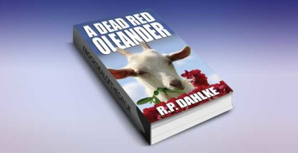 "womensleuths fiction for kindle ""A Dead Red Oleander"" by RP Dahlke"