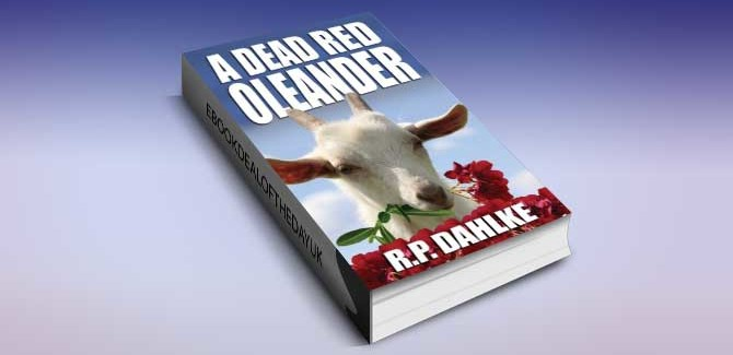 womensleuths fiction for kindle A Dead Red Oleander by RP Dahlke
