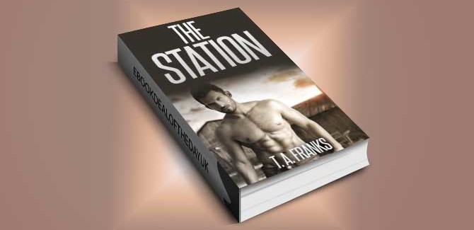 romance ebook The Station by T. A. Franks