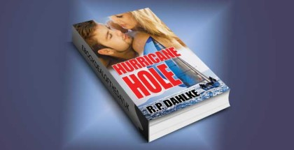 "mystery & adventure for kindle UK ""Hurricane Hole (A Romantic Mystery Sailing Trilogy Book 2)"" by RP Dahlke"