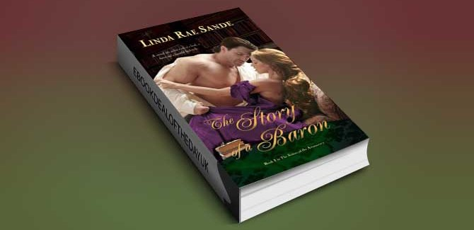 regency historical romance ebook The Story of a Baron (The Sisters of the Aristocracy) by Linda Rae Sande