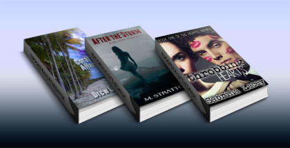 Free Three Romantic Thriller/Suspense Ebooks!
