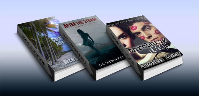Free Three Romantic Thriller/Suspense Ebooks!