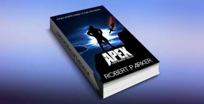"""crime thriller ebook """"Apex (Ben Bracken 2)"""" by Robert Parker"""