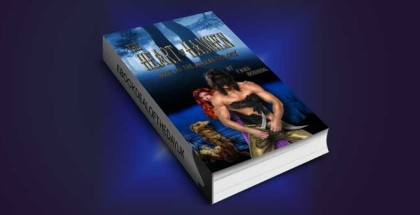 "dark fantasy erotic romance ebook ""The Heart of Hannen: Book I in The Atriian Trilogy"" by Fawn Bonning"