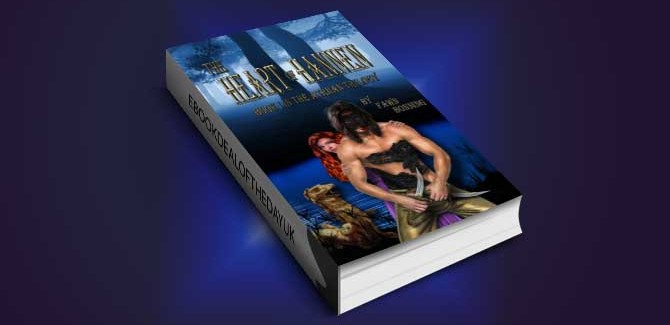 dark fantasy erotic romance ebook The Heart of Hannen: Book I in The Atriian Trilogy by Fawn Bonning