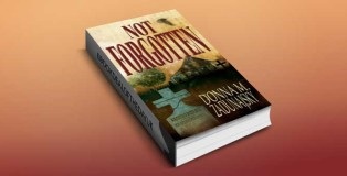 "msytery & suspense ebook ""Not Forgotten"" by Donna M. Zadunajsky"