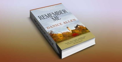 """historical romance for kindle UK """"Remember Me"""" by Danice Allen"""
