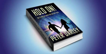 "romantic suspense & thriller ebook ""Hold On"" by Peter Darley"
