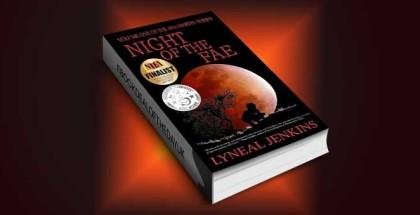 "fantasy romance ebook ""Night of the Fae"" by Lyneal Jenkins"