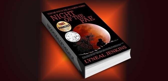 fantasy romance ebook Night of the Fae by Lyneal Jenkins