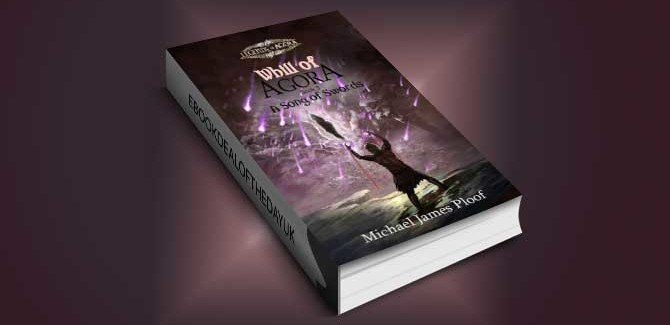 ya fantasy ebook A Song of Swords: Book 3 Whill of Agora by Michael James