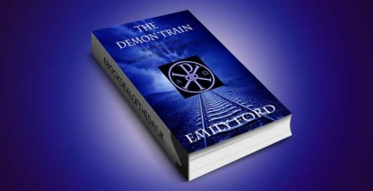 "horror & thriller ebook ""The Demon Train (The Rachel Payne Horror Series Book 1)"" by Emily Ford"