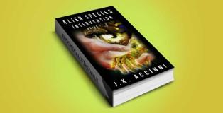 scifi & fantasy ebook Alien Species Intervention: Books 1-3: An Alien Apocalyptic Saga by J.K. Accinni