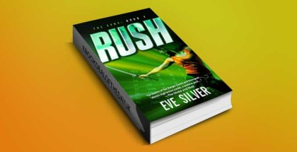 "scifi adventure w/ romance ebook ""Rush (The Game Book 1)"" by Eve Silver"