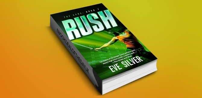 scifi adventure w/ romance ebook Rush (The Game Book 1) by Eve Silver