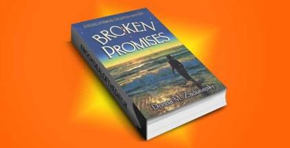 """romance, mystery & suspense ebook """"Broken Promises"""" by Donna M. Zadunajsky"""