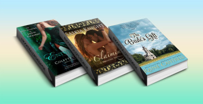 Free Three Historical Romance Ebooks!