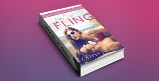 "contemporary romance ebook ""Just a Fling (Billionaires on the Beach Book 1)"" by Olivia Noble"