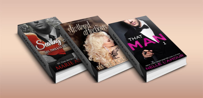Free Three Romance Kindle Books this Thursday!