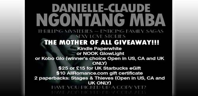 The Mother of All GiveAway!