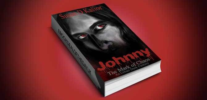 urban dark fantasy ebook Johnny, the Mark of Chaos, an Urban Dark Fantasy by Susan D. Kalior