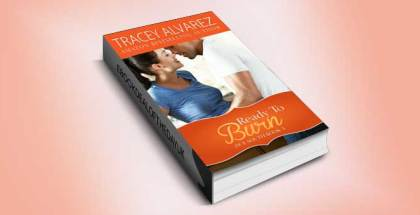 "contemporary romance ebook ""Ready To Burn (Due South Book 3)"" by Tracey Alvarez"