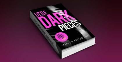 "paranormal romance ebook ""Little Dark Pieces"" by Maria McCartan"