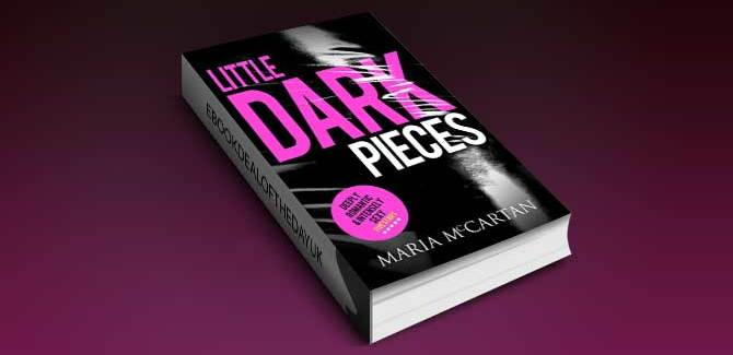 paranormal romance ebook Little Dark Pieces by Maria McCartan