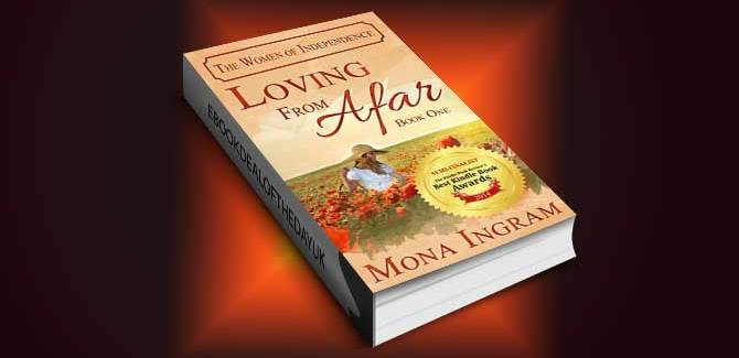contemporary romance ebook Loving From Afar (The Women of Independence Book 1) by Mona Ingram