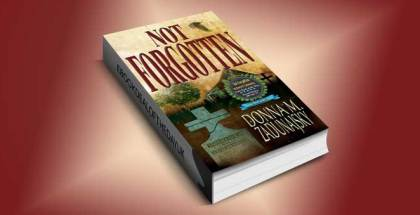"mystery & suspense ebook ""Not Forgotten"" by Donna M. Zadunajsky"