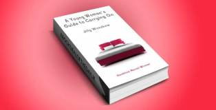 """contemporary romance w/ humour ebook """"A Young Woman's Guide to Carrying On"""" by Jilly Wosskow"""