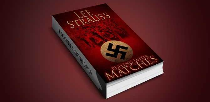 historical fiction w/ romance ebook Playing with Matches by Lee Strauss