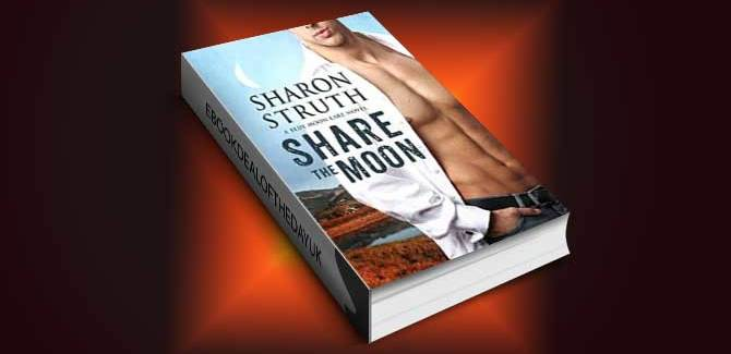 contemporary romance ebook Share the Moon (Blue Moon Lake) by Sharon Struth