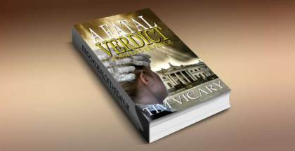 "egal thriller ebook ""A Fatal Verdict (The Trials of Sarah Newby Book 2)"" by Tim Vicary"