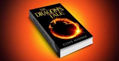 "thriller romance ebook ""The Dragon's Tale: A Jack Lauder Thriller"" by Clive Hindle"